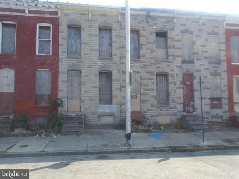 Townhouse, Interior Row/Townhouse - BALTIMORE, MD