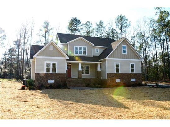 Single Family, 2-Story, Craftsman, Custom - Montpelier, VA (photo 2)