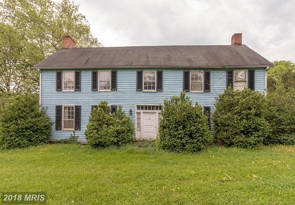 Farm House, Detached - BARNESVILLE, MD (photo 1)