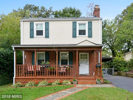 Colonial, Detached - COLLEGE PARK, MD (photo 1)