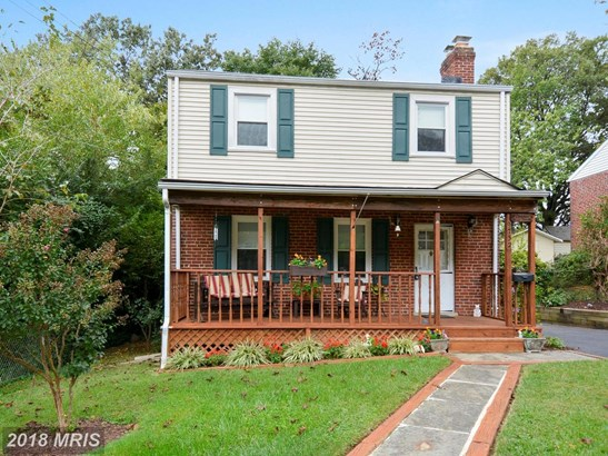 Colonial, Detached - COLLEGE PARK, MD (photo 2)