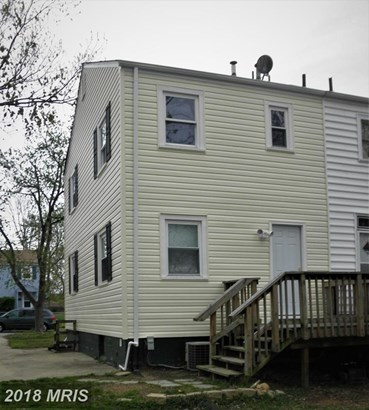 Semi-Detached, Colonial - LANDOVER, MD (photo 2)