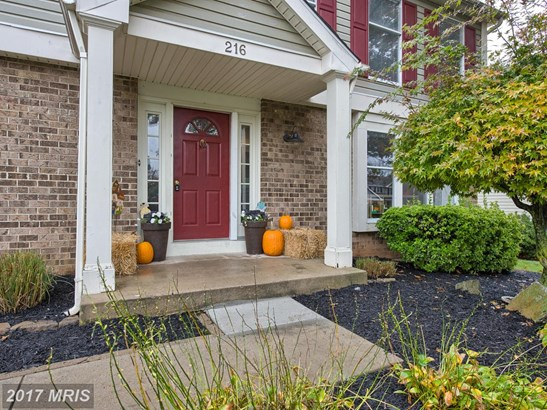 Colonial, Detached - WALKERSVILLE, MD (photo 2)