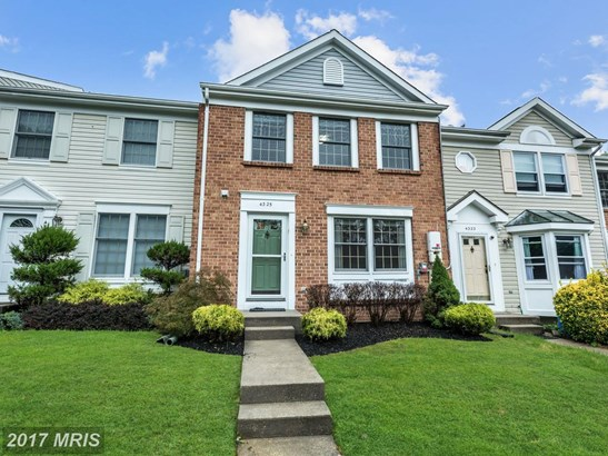 Townhouse, Colonial - BURTONSVILLE, MD (photo 1)