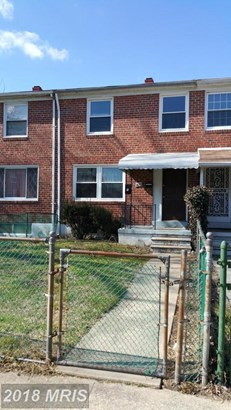 Colonial, Attach/Row Hse - ESSEX, MD (photo 1)