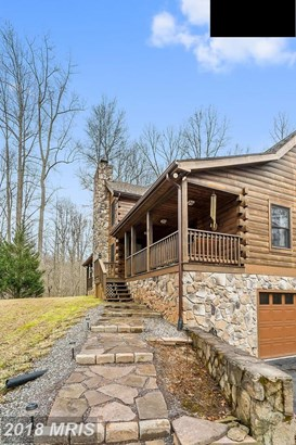 Detached, Log Home - AMISSVILLE, VA (photo 4)