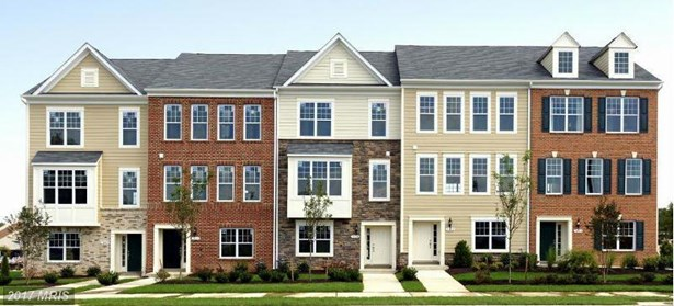 Townhouse, Traditional - LANHAM SEABROOK, MD (photo 1)