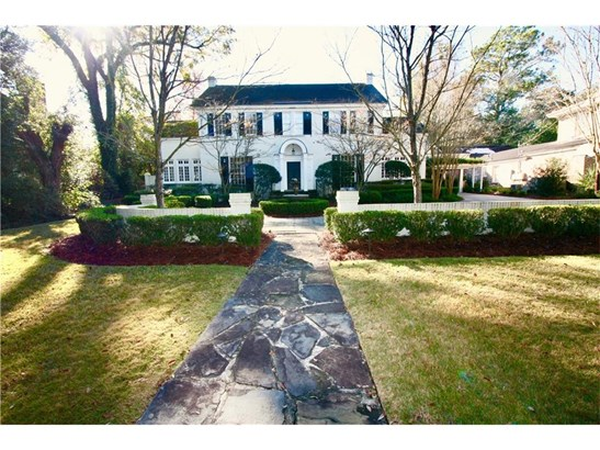 Historic,Tradit, Single Family - MOBILE, AL (photo 1)