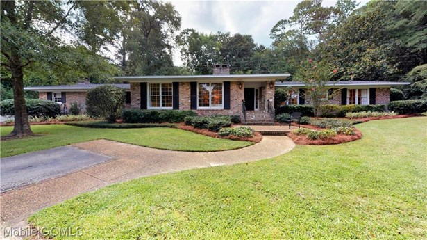 Ranch ,Traditional, Single Family - MOBILE, AL