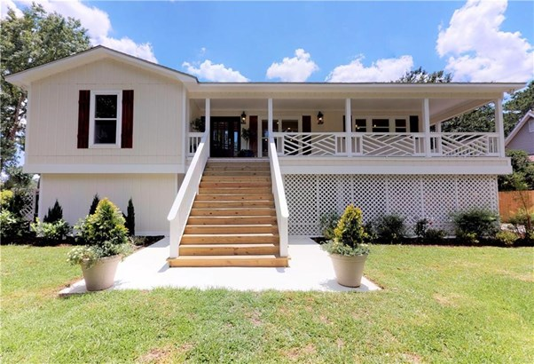 Beach House,Cottage ,Patio, Single Family - MOBILE, AL