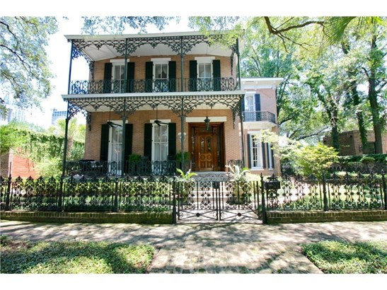 Federal ,French ,Historic, Single Family - MOBILE, AL (photo 1)