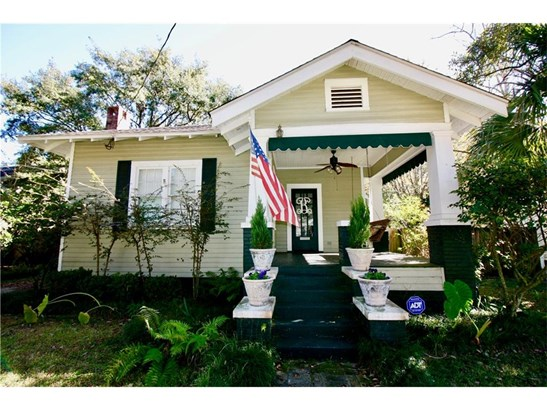 Cottage, Single Family - MOBILE, AL (photo 1)