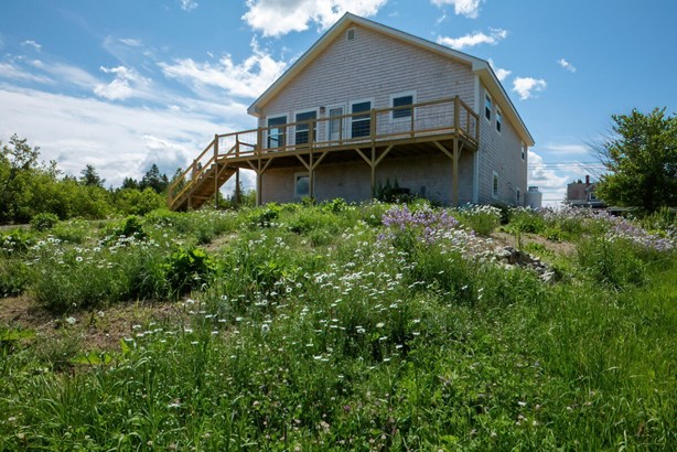 Single Family Residence, Contemporary - Whiting, ME