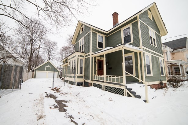 Single Family Residence, Victorian - Brewer, ME