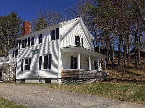 Single Family Residence, New Englander - Grand Lake Stream Plt, ME