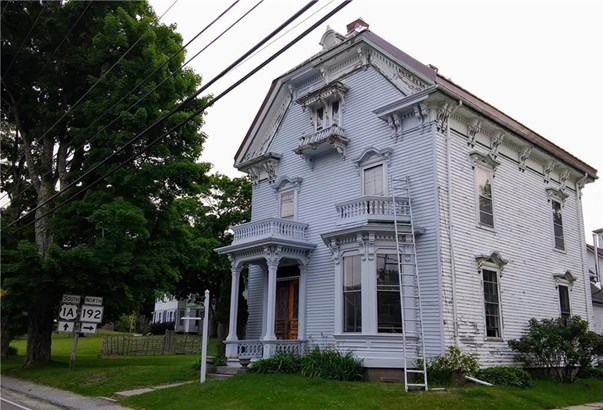 Single Family Residence, Victorian - Machias, ME