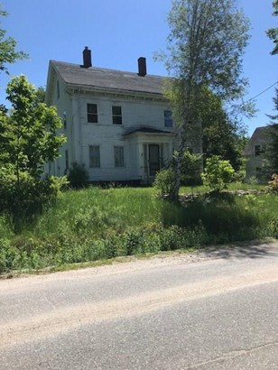 Single Family Residence, Colonial - Cherryfield, ME