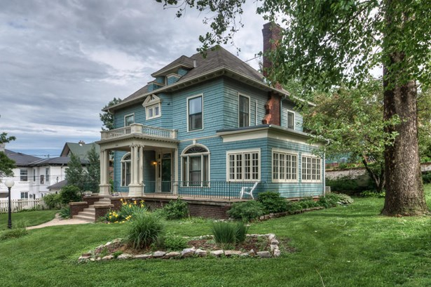 Single Family Residence, 2 Story - COUNCIL BLUFFS, IA (photo 2)