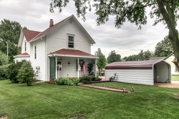 1.5 Story, Single Family Residence - SILVER CITY, IA (photo 1)