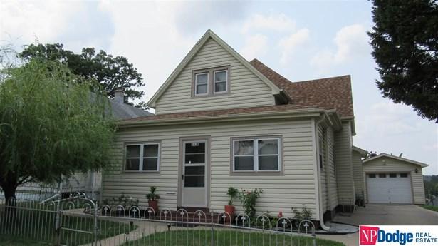 1.5 Story, Detached Housing - Omaha, NE (photo 1)