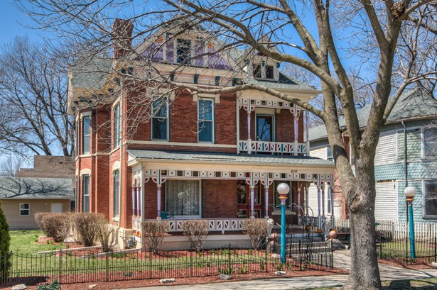 Single Family Residence, 2.5 Story - COUNCIL BLUFFS, IA (photo 1)