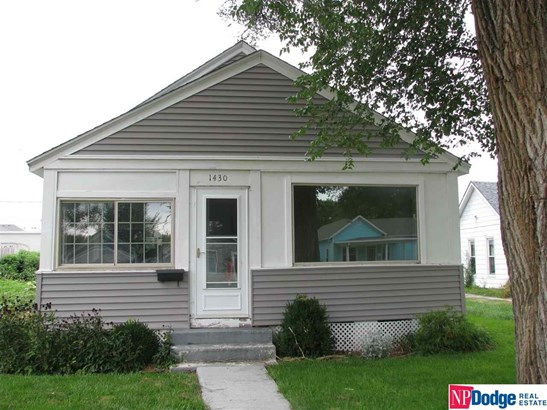 Detached Housing, Bungalow - Blair, NE (photo 1)