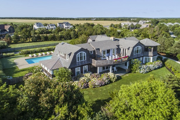 Gambrel, Single Family Residence - Edgartown, MA (photo 1)