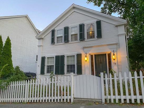 Greek Revival, Single Family Residence - Vineyard Haven, MA
