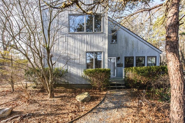 Single Family Residence, Contemporary - Edgartown, MA (photo 1)
