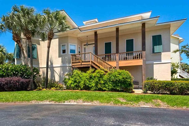 RES DETACHED, CONTEMPORARY - GULF BREEZE, FL (photo 1)