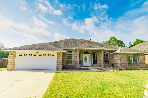RES DETACHED, TRADITIONAL - CANTONMENT, FL
