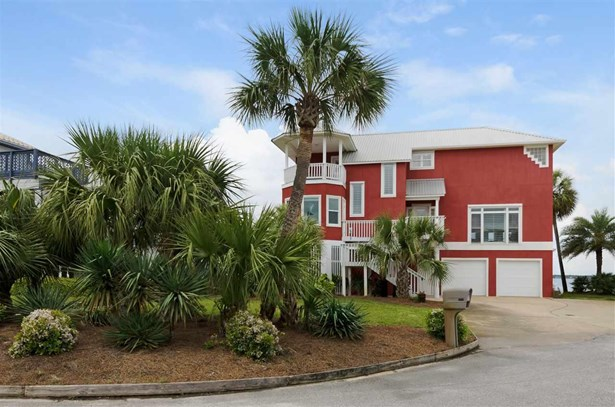 RES DETACHED, TRADITIONAL - PENSACOLA BEACH, FL