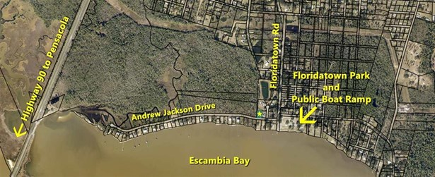 RESIDENTIAL LOTS - PACE, FL