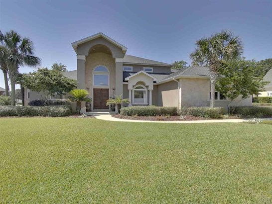 RES DETACHED, CONTEMPORARY - GULF BREEZE, FL (photo 2)