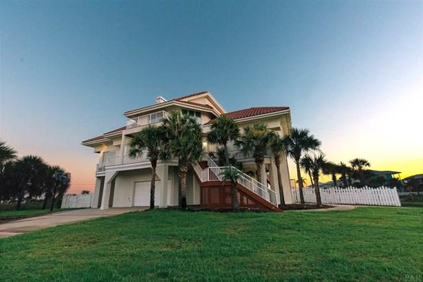 RES DETACHED, CONTEMPORARY - PENSACOLA BEACH, FL (photo 1)