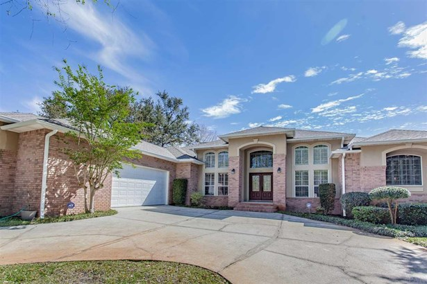 RES DETACHED, CONTEMPORARY - GULF BREEZE, FL