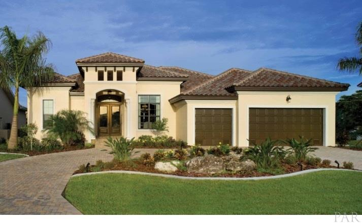 RES DETACHED, CONTEMPORARY - NAVARRE, FL (photo 1)
