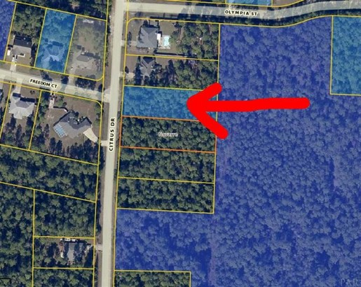 LAND/ACREAGE - NAVARRE, FL (photo 1)