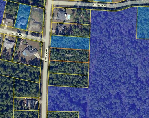 LAND/ACREAGE - NAVARRE, FL (photo 2)