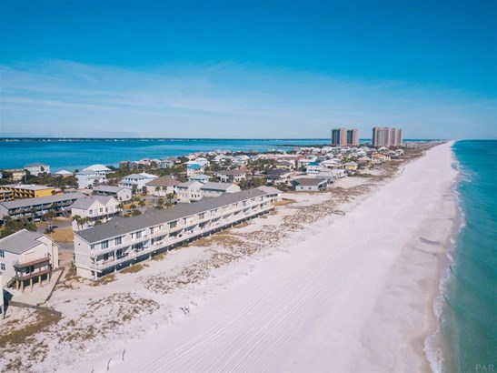 CONTEMPORARY, RES ATTACHED - PENSACOLA BEACH, FL (photo 1)