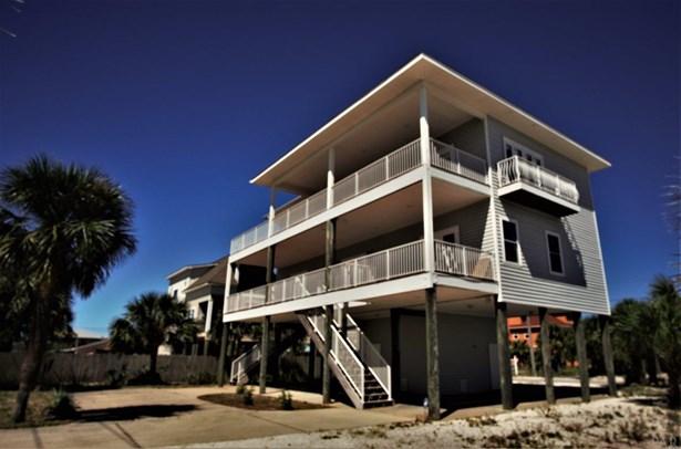 RES DETACHED, CONTEMPORARY - PENSACOLA BEACH, FL (photo 2)