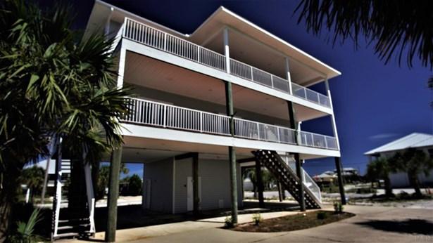 RES DETACHED, CONTEMPORARY - PENSACOLA BEACH, FL (photo 3)