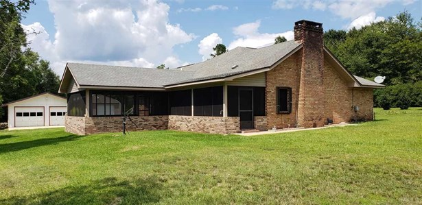 RES DETACHED, COTTAGE,COUNTRY - MOLINO, FL