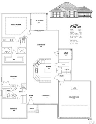RES DETACHED, CRAFTSMAN - GULF BREEZE, FL (photo 1)