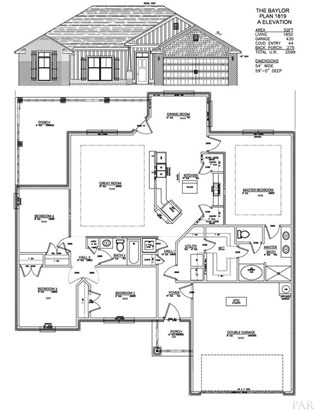 RES DETACHED, CRAFTSMAN - GULF BREEZE, FL (photo 2)