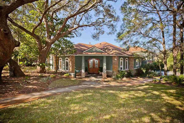 RES DETACHED, CRAFTSMAN - GULF BREEZE, FL