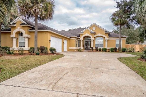 RES DETACHED, CONTEMPORARY,SPANISH - GULF BREEZE, FL (photo 1)