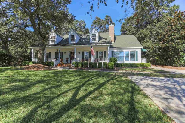 RES DETACHED, TRADITIONAL - PENSACOLA, FL (photo 1)
