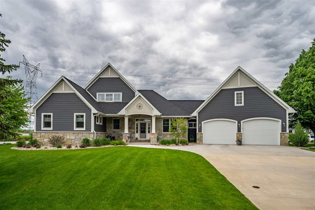 Contemporary, 2 Story - Winneconne, WI