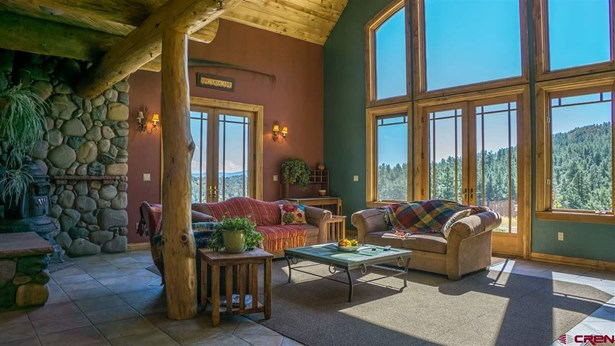 With Residence, Log - Bayfield, CO (photo 5)